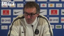Football / Laurent Blanc : mercato, Coupe de la Ligue, Cavani, Thiago Silva... 02/02