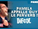Aller juste pour le kiff, on se refait la vidéo de Pamela ( Romano ) qui n'aura jamais autant excité un pervers en direct ! EPIC mdrr :p