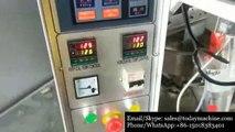 1-50g sucre bâton machine d'emballage, produits chimiques foodmedicine machine d'emballage de céréales