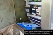 Auto lait en poudre Sac équipement d'emballage, machine d'emballage de sac automatique de la poudre de chili~1
