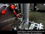 poudre appareil vertical de café sac d'emballage, tasse de dosage volumétrique remplissage vertical et un appareil d'étanchéité