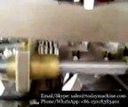 Vertical automatique lait en poudre emballage linge, farine, maïs Poudre Vertical machine à emballer avec Vis Distributeur et Auguer Filler