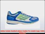 Adidas Schuhe Handball adizero Feather Pro runwht/raygr Gr??e Adidas:7.5