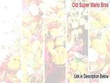Old Super Mario Bros Download Free (old super mario bros online)