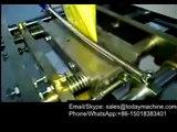 Ciment maïs poudre Sac équipement d'emballage, emballage de sac de poudre machines avec CE