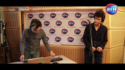 """Adrien Gallo en Live RFM """" Voir la mer """""""