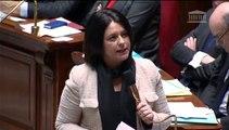 Sylvia Pinel répond à une QAG sur la politique du Logement