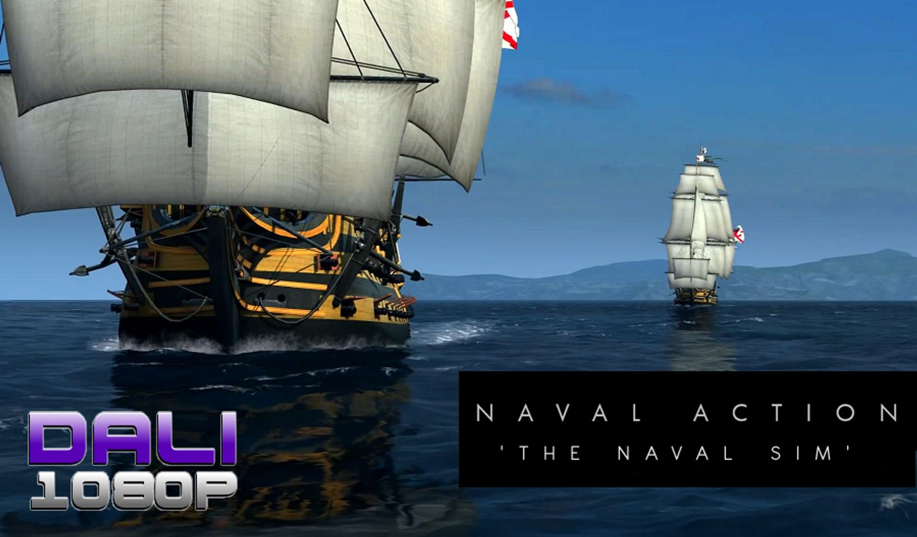 Amphibious Pelicula naval action pc gameplay fullhd 1080p