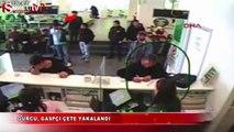 Gürcü gasp çetesi AVM'de yakalandı