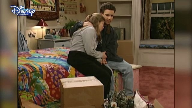 Boy Meets World - Topanga Moves Away  - Official Disney Channel UK HD