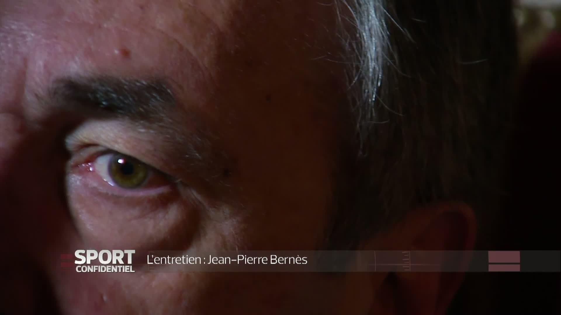 Sport Confidentiel - Jean-Pierre Bernès : «On a droit à une deuxième chance»