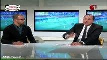 Studio CAN - 1/2 l'Émission Complète du 22-01-2015 [Tunisie 2-1 Zambia / Tunisia vs Zambie]