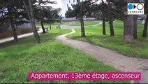 Nantes (44) - Appartement à vendre au 13ème étage avec ascenseur. Ile de Nantes, proche Beaulieu.