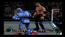 WWE Day of Reckoning Story Mode Ep 6 | BACKSTAGE AMBUSH