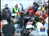 Five children killed after madrassah roof collapses in Peshawar -Geo Reports-03 Feb 2015