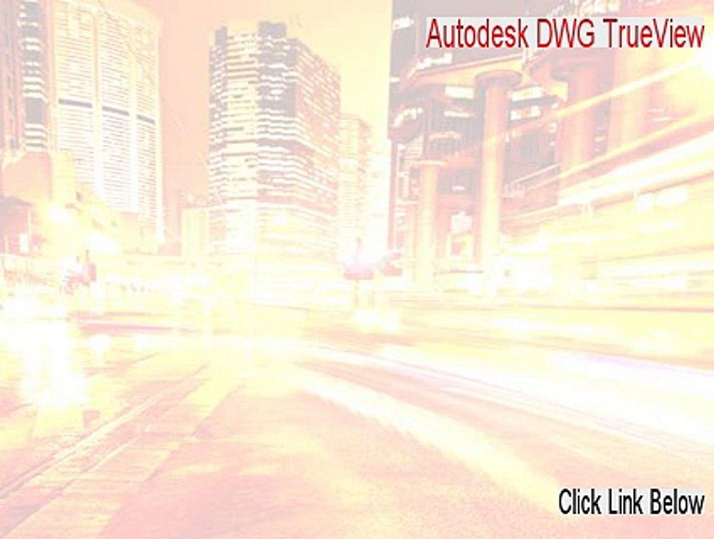 Autodesk DWG TrueView Keygen (autodesk dwg trueview 2015 tutorial 2015)