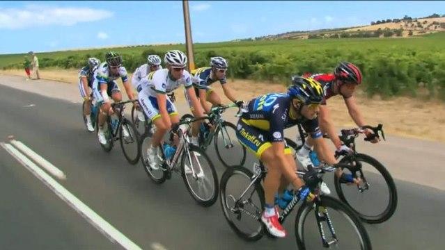 Cyclisme - T. Down Under : Gerrans pour l'étape, Slagter pour la gagne !