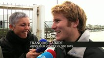 Voile - Vendée-Globe : Gabart, graine de star