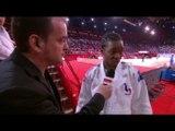 Judo - T. de Paris : Tcheuméo, une journée à oublier