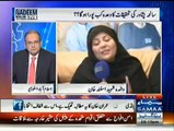 Dr Arif Alvi Get Emotional While Talking To Martyred Parent