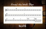Blues Jam Track In Various Keys - Guitar Backing Track
