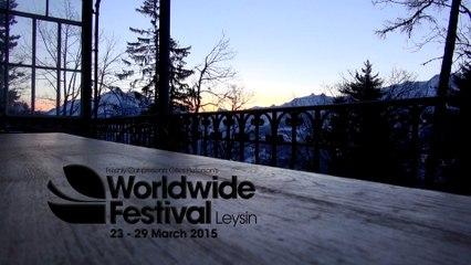 Worldwide Festival Leysin '15 - Full line-up!