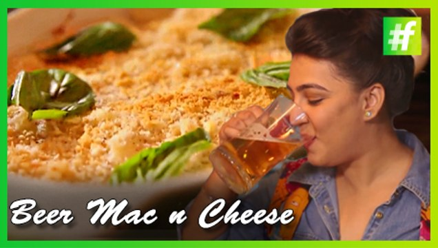Beer Mac n Cheese | Valentine's Day Special | Amrita Rana