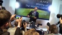 FIFA: Al-Hussein: Sepp Blatter soll abtreten