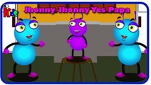Jhonny Jhonny Yes Papa For kids learning videos By E3kids