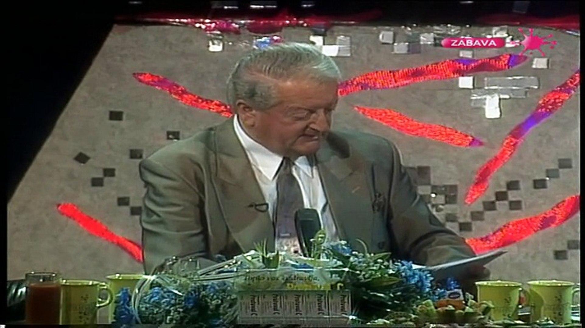 Maksovizija - Arkan, Ivana Zigon i Milic Vukasinovic 1999 (deo 1-2)