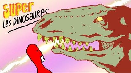 Je suis SUPER 2x14 - Les dinosaures