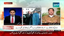 Khabar Say Khabar - 4th Feb 2015 - July 2013 Say December 2014 Tak Wazir e Azam Kay 20 Gair Mulki Duray