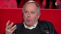 Les premières minutes du divan de Marc-Olivier Fogiel avec Fabrice Luchini
