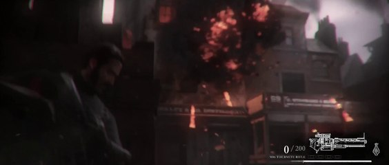 The Order 1886 - gameplay clips de The Order - 1886