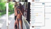 Seafolly's New Bikini Babe Gigi Hadid Describes Her Cheat Meals
