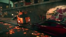 Trailer - Ridge Racer Unbounded (Collisions Meurtrières - Les Accidents du Jeu)