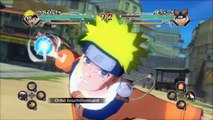 Extrait / Gameplay - Naruto: SUNS Generations (Combat Naruto VS Chôji)