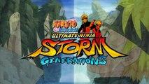 Extrait / Gameplay - Naruto: SUNS Generations (Histoire de Sasuke - Cinématique et 1er Combat)