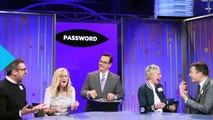 """Reese Witherspoon, Steve Carell, Ellen DeGeneres and Jimmy Fallon Play """"Password"""""""
