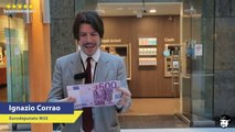 Riciclaggio di denaro, Corrao (M5S): la banconota che scotta - MoVimento 5 Stelle