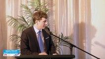 Elections départementales Galette des rois du Front National du 25 janvier 2015 à Boulogne sur Mer Antoine Golliot