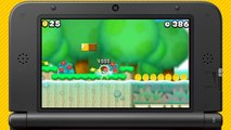 Trailer - New Super Mario Bros. 2 (Plates-Formes et Transformations de Mario)