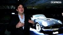 Rétromobile: les voitures oubliées de la collection Baillon vendues aux enchères