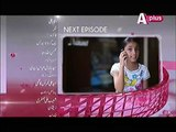 Jaanam - A-Plus Entertainment - Episode 23 promo