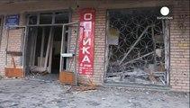 Donetsk bombardée, Vouhlehirsk aux mains des pro-russes, les Européens appellent à une trêve immédiate