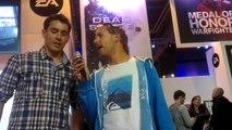 Reportage - Dead Space 3 (Debrief Démo Gameplay Solo - Paris Games Week 2012)