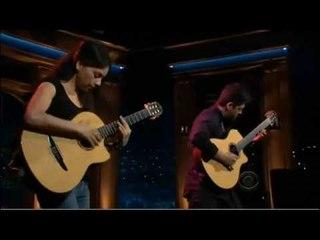 Craig Ferguson 10 28 9E Late Late Show Rodrigo Y Gabriela