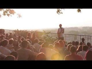 Sunrise acoustic session #4 - Alive (Lyon)