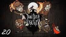 Don't Starve Together! (Pt. 20) JSmith & Baer & Mathas & Doxy