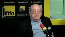 """Le Pen et le front républicain : """"Ils défendent leur gamelle"""""""